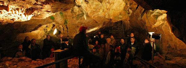 Höhlenerlebniszentrum Harz Iberger Tropfsteinhöhlen