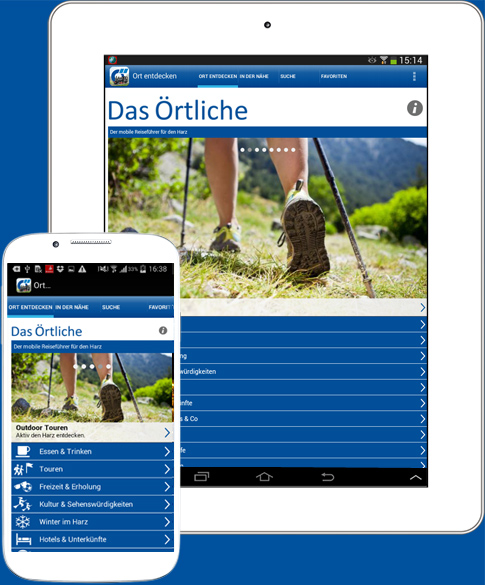 android-harz-app